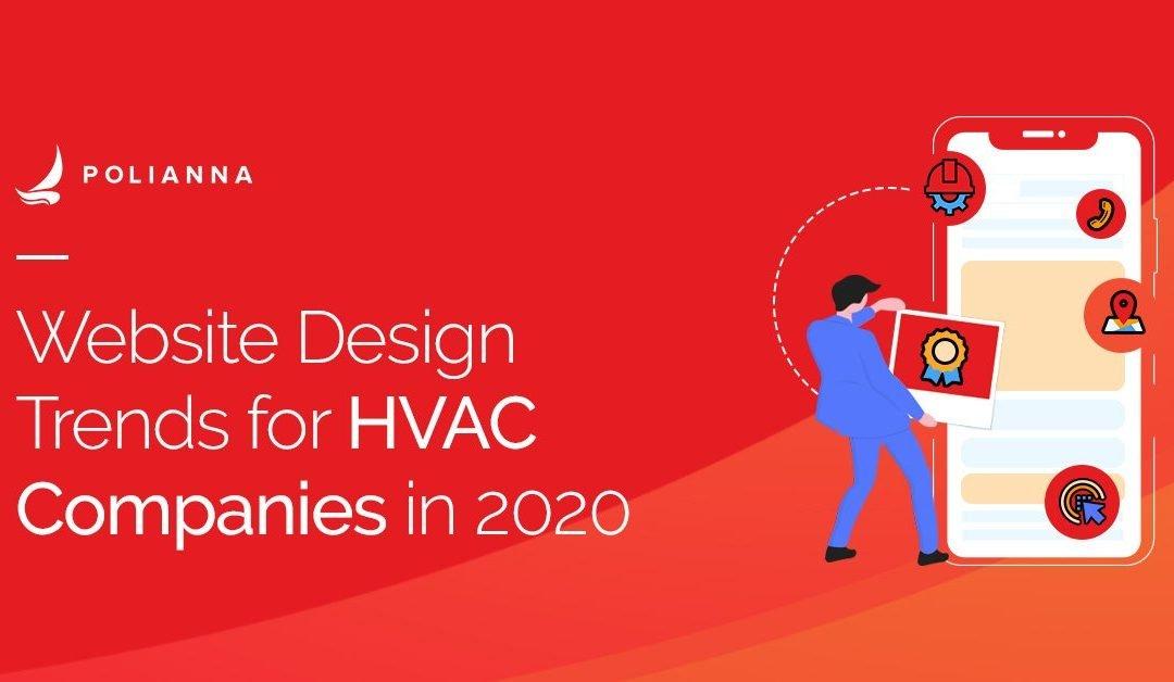 Website Design Trends for HVAC Companies in 2020